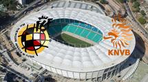 ЧМ-2014. Испания - Нидерланды. Прямая трансляция. Видео