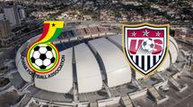 Гана - США. Анонс матча