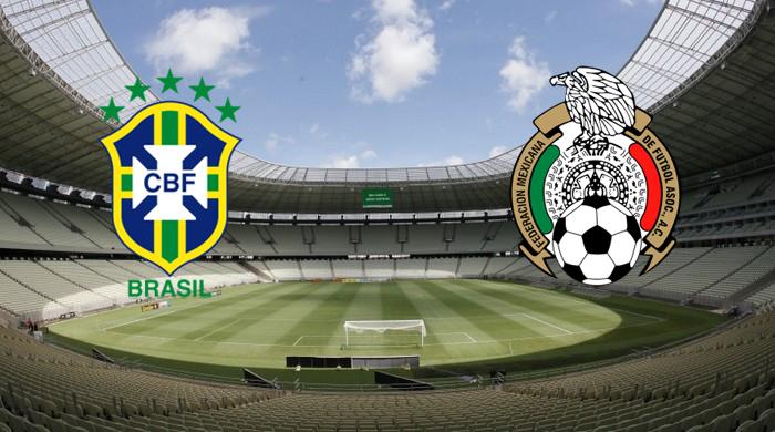 Бразилия - Мексика. Анонс матча