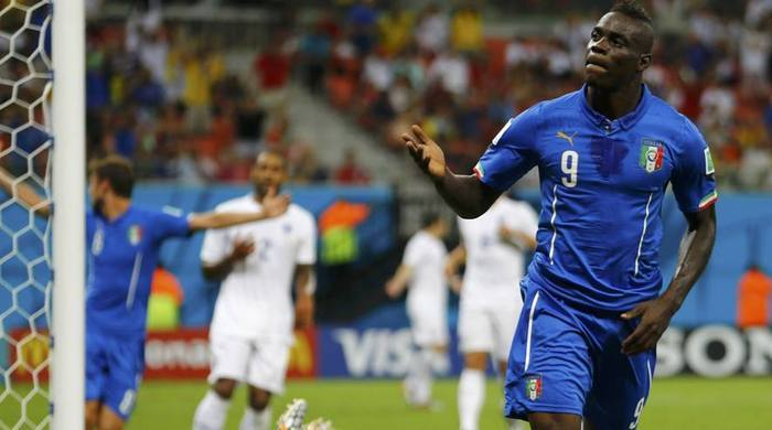 Балотелли возвращается в сборную Италии