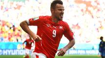 Швейцария - Эквадор 2:1. Джокеры решают