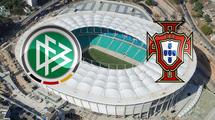 Германия - Португалия. Анонс матча