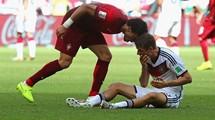 Португальцы подали апелляцию в ФИФА на красную карточку Пепе
