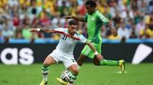 Иран - Нигерия 0:0. Черепашьи бега