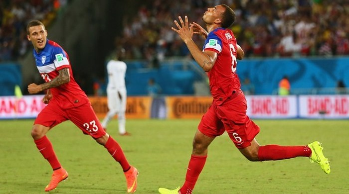 Гана - США 1:2. Не было бы счастья, да несчастье помогло
