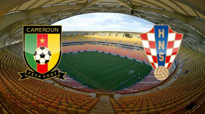 Камерун - Хорватия. Анонс матча