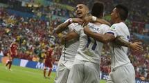 Испания - Чили 0:2. ...И на дне мирового колодца он безумье свое проклянет