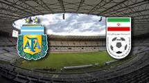 Аргентина - Иран. Анонс матча