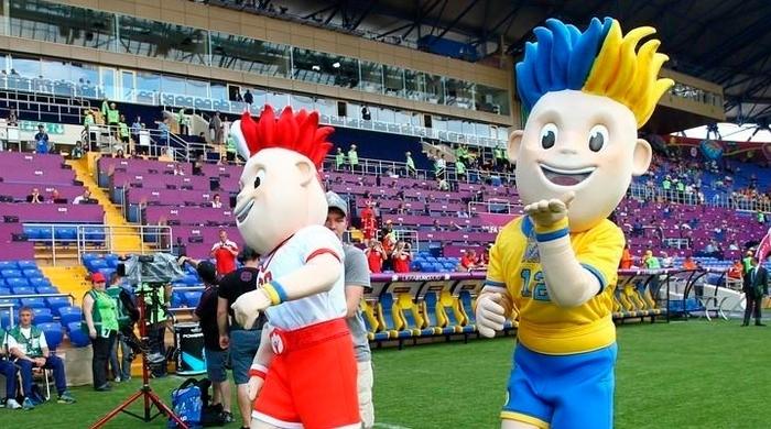 ЕВРО-2012 в Харькове. 2 года спустя