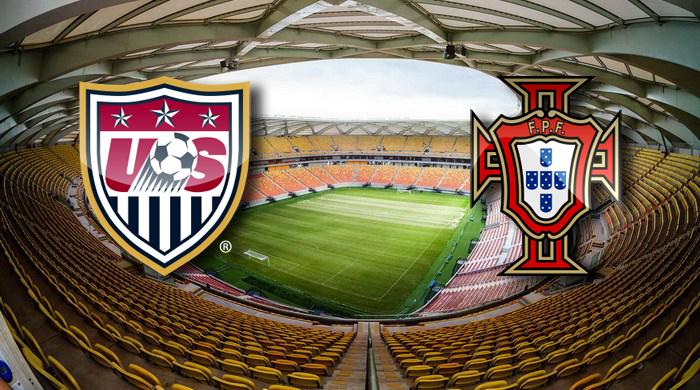 США - Португалия. Анонс матча