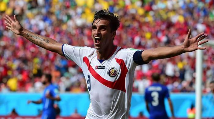 Италия - Коста-Рика 0:1. Сенсации по-костарикански