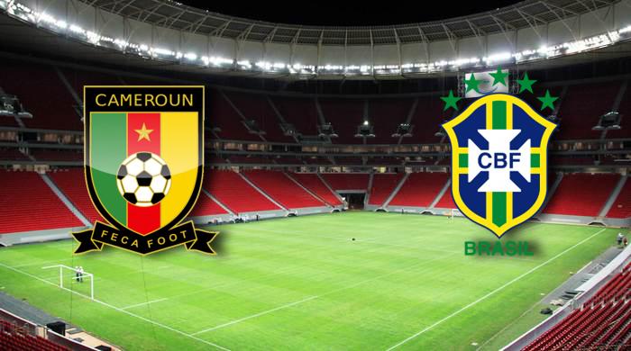 Камерун - Бразилия. Анонс матча
