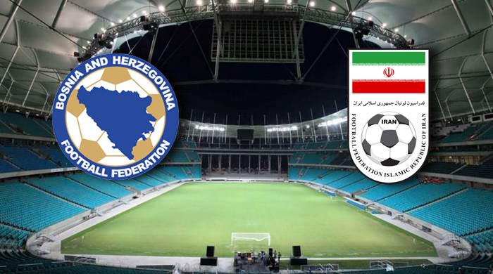Босния и Герцеговина - Иран. Анонс матча