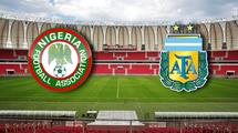 Нигерия - Аргентина. Анонс матча