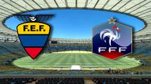 Эквадор - Франция. Анонс матча