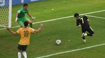 Австралия - Испания 0:3. Видео