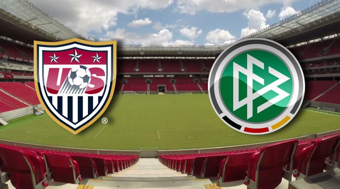 США - Германия. Анонс матча
