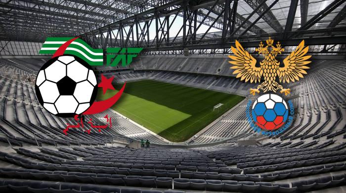 Алжир - Россия 1:1. Пора домой