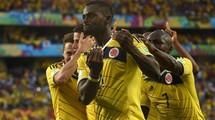 Япония - Колумбия 1:4. Хонда - в кювете, Фарид - в рекордсменах