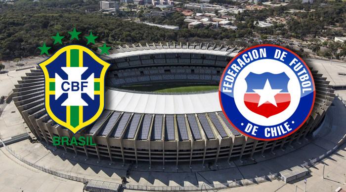 Бразилия - Чили. Анонс матча
