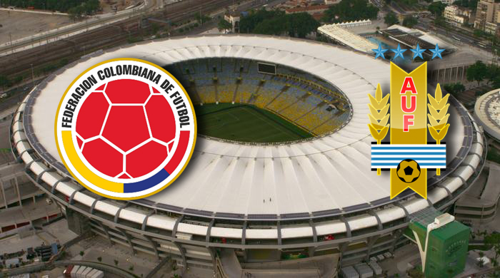 Колумбия - Уругвай. Анонс матча