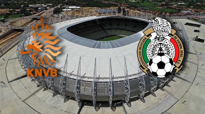 Нидерланды - Мексика. Анонс матча