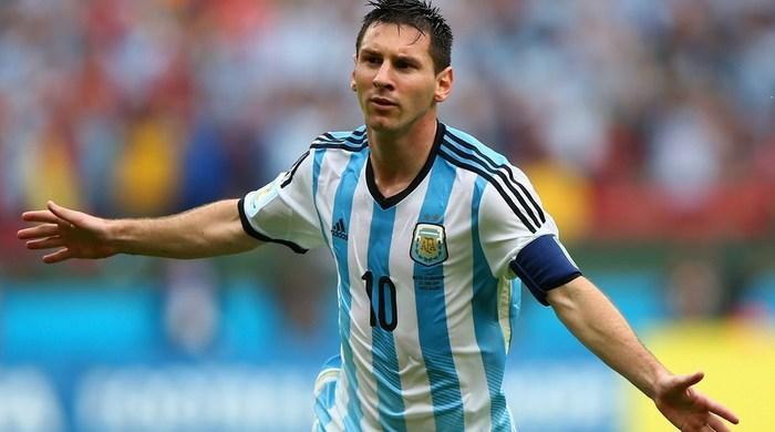 Нигерия - Аргентина 2:3. Голевое МЕССИво