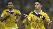 Колумбия - Уругвай 2:0. Родригес будет жить ещё долго