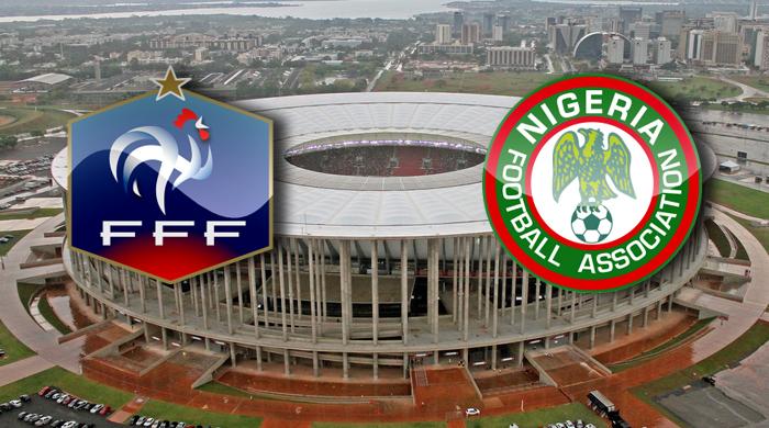 Франция - Нигерия. Анонс матча