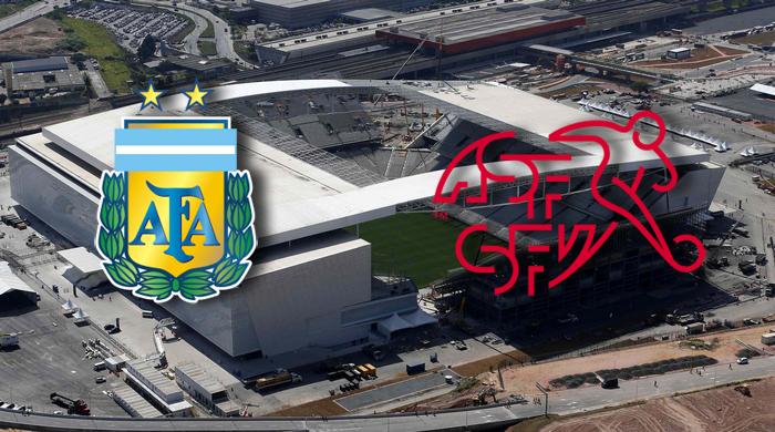 Аргентина - Швейцария. Анонс матча