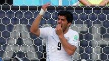 ФИФА: Суарес так сурово наказан, потому что не признал своей вины