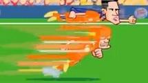 Роббен vs Очоа: мультипликационная дуэль двух героев Чемпионата мира. Видео