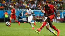 Бельгия - США 2:1. Видео