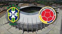 Бразилия - Колумбия. Анонс матча