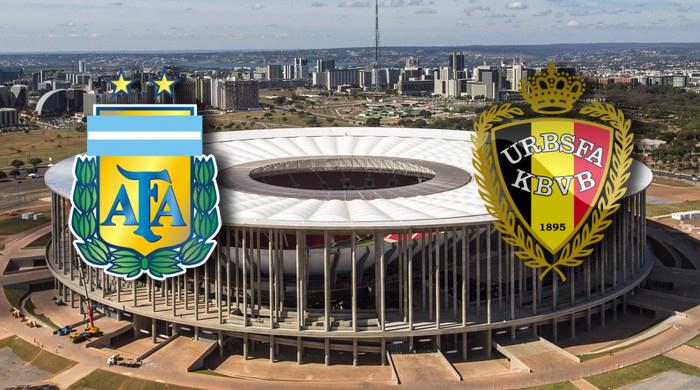 Аргентина - Бельгия. Анонс матча