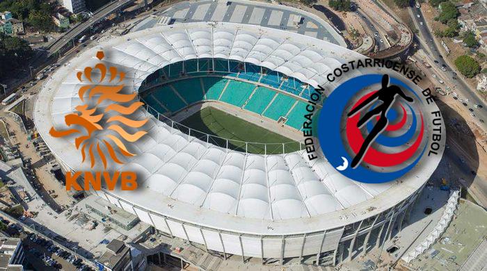 Нидерланды - Коста-Рика. Анонс матча