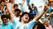 ФИФА не хочет пускать Марадону на матчи Чемпионата мира