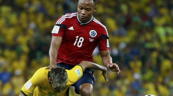 Федерация футбола Колумбии гарантировала безопасность Суньиги