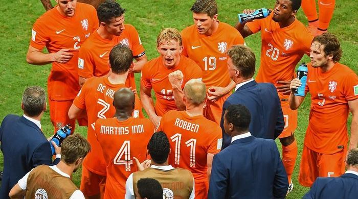 В ФИФА опровергли слухи о выселении Голландии из отеля