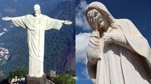 Бразилия - Германия 1:7. На немецкий крест...
