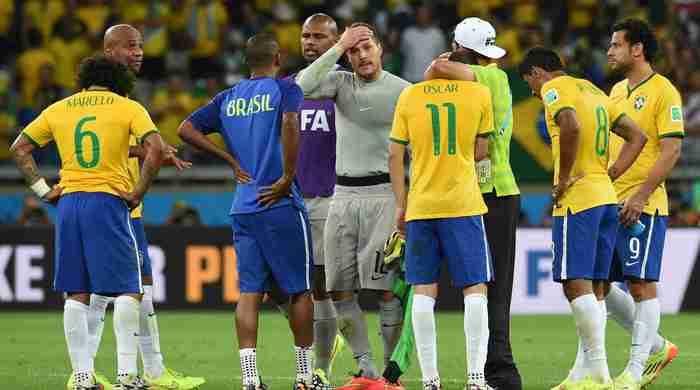 """Жунинью: """"Некоторые больше не будут играть за сборную Бразилии"""""""