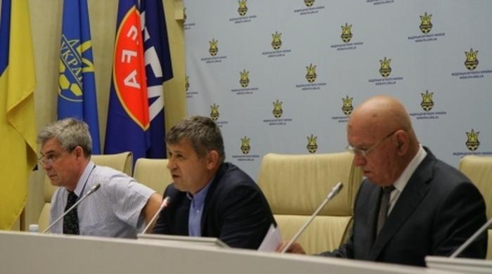 У Будинку футболу відбулася атестація та навчальний семінар для кандидатів в делегати ФФУ