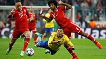 """Данте: """"Матч с Германией стал уроком для всех нас"""""""