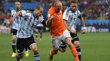 Нидерланды - Аргентина 0:0, по пенальти - 2:4. Настоящий полуфинал