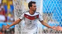 Хуммельс сможет сыграть в финале чемпионата мира