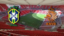Бразилия - Нидерланды. Анонс матча