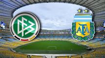 Германия - Аргентина. Анонс матча