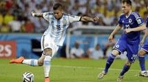 Рохо не смог завершить тренировку сборной Аргентины