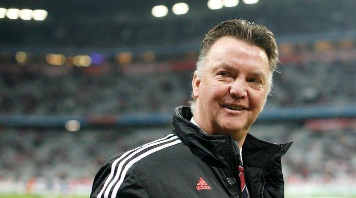 Ван Гал стал почетным членом Королевской федерации футбола Голландии