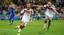Германия - Аргентина 1:0. Видео